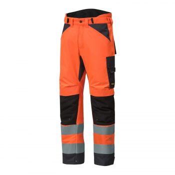 6639 AllroundWork, High-Vis 37.5® Insulated Trousers+, Class 2