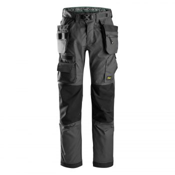 6923 FlexiWork, Floorlayer Trousers+ Holster Pockets