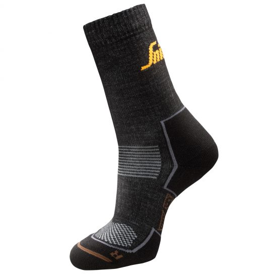 9206 RuffWork, 2-Pack Cordura Wool Socks
