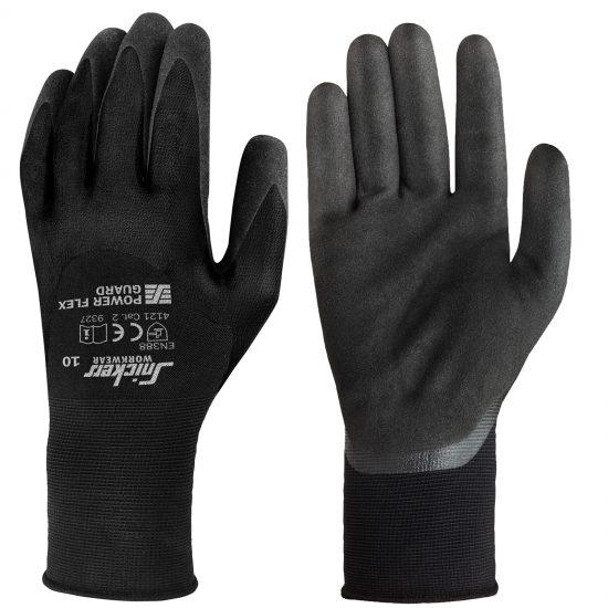 9327 Power Flex Guard Gloves