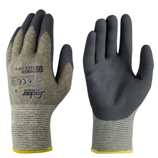 9328 Power Flex Cut 3 Gloves