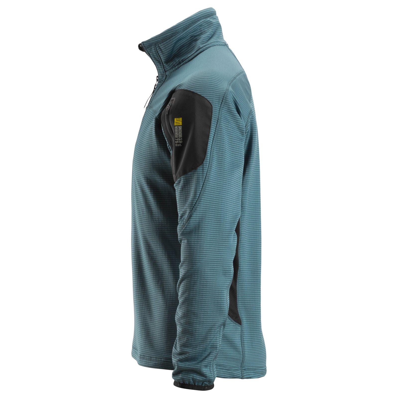 1a1ec2e9fb7 9435 Body Mapping ½ Zip Micro Fleece Pullover - Atlantic Safety Wear