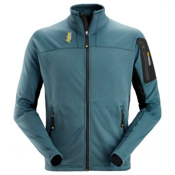 9438 Body Mapping Micro Fleece Jacket