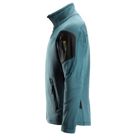 9438 Body Mapping Micro Fleece Jacket