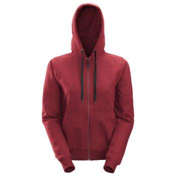 2806 Women's Zip Hoodie